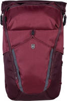 602138 Victorinox Altmont Active Deluxe Rolltop Laptop Backpack 15'' рюкзак бордовый, баллистическая плетёная полиэфирная ткань, 19л 29*18*48см